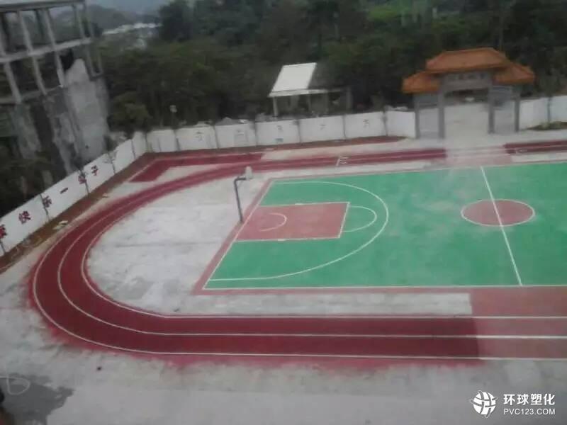 伟德客户端下载篮球场地施工方案