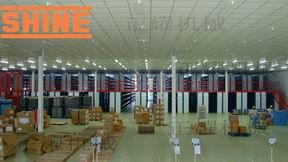天津钢结构平台 二层平台 阁楼货架 二层钢结构平台 天津货架
