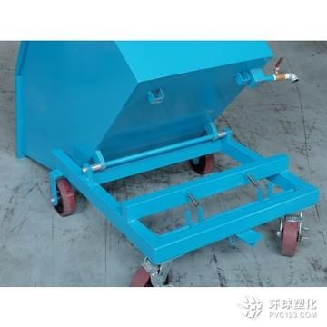 天津翻斗车 铁屑车 重型自卸式铁屑车 手推式铁屑车