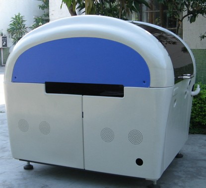 厚板吸塑-大型扫描仪吸塑