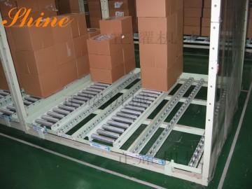 天津流利式货架 天津重型流利式货架 流利式货架 天津货架