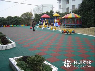 伟德客户端下载橡胶地砖_幼儿园橡胶地砖施工
