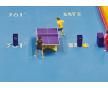 天津布纹乒乓球地板地胶厂家直销包施工