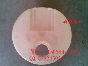 江陵500L塑料加药箱\500L耐酸碱PE搅拌桶高标准