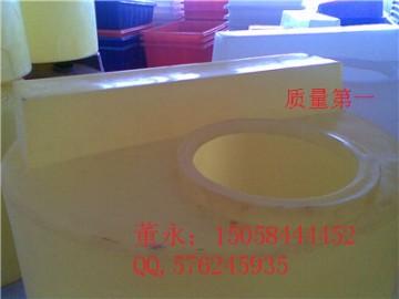 兴隆1000L塑料溶药箱\1000L耐酸碱计量箱品质