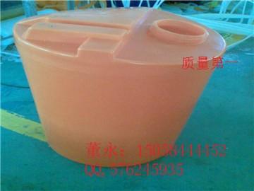 荆门500L塑料加药箱\500L耐酸碱PE搅拌桶高质量