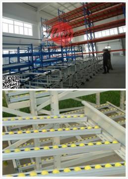 流利式货架 天津流利式货架 流利式货架厂 先进先出式货架