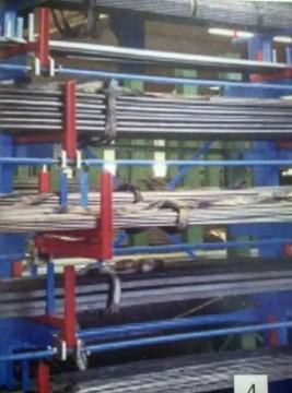 建材貨架 方管貨架 圓管貨架 異性管貨架—伸縮式懸臂貨架
