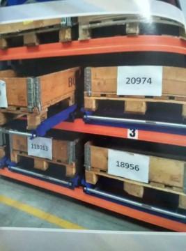 拉出式货架 拉出货架单元 货架拉出式  抽屉式货架 托盘抽出