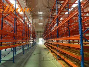 首要产品可调式重型流利式货架启动