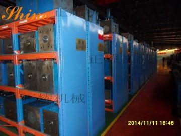 西安貨架廠主營重型拉出式模具貨架一家
