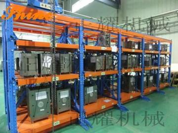 滄州模具貨架廠拉出承載5噸——一家