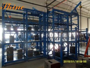 遼寧模具貨架廠定做遼寧模具貨架重型模具貨架抽屜式模具貨架