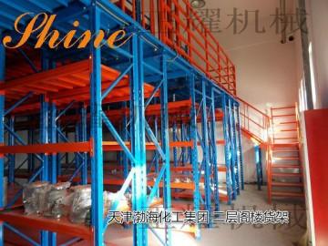 辽宁阁楼式货架升级王 二层阁楼式货架全国销售