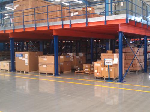 二层阁楼式货架全国销售