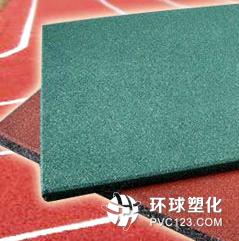 橡胶地砖_橡胶地垫保养