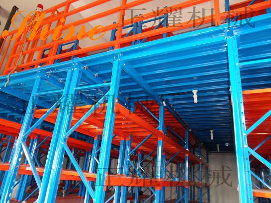 阁楼货架适用于库房较高,货物较小,人工存取,存货量大的情况。