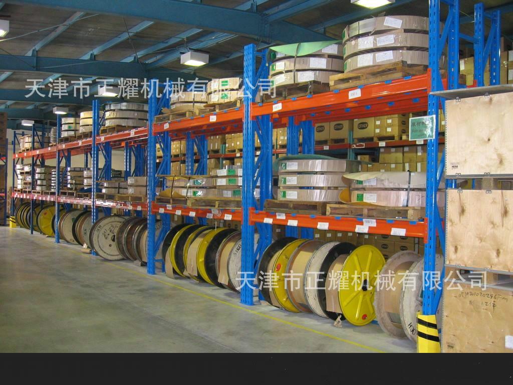 重型貨架量身定做,免費設計、送貨、安裝、維保。
