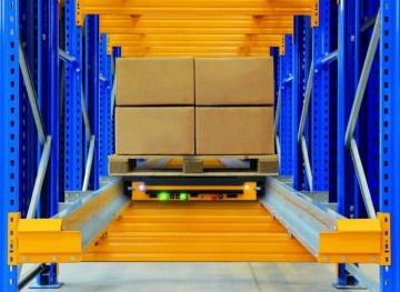 天津穿梭车式货架 正耀穿梭车货架厂家直销