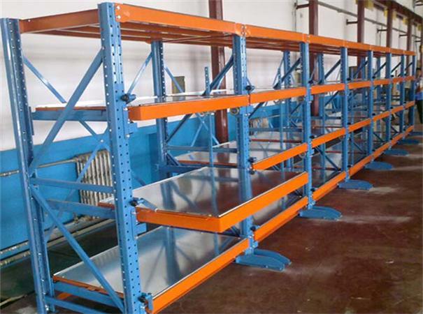 山西模具貨架廠家生產