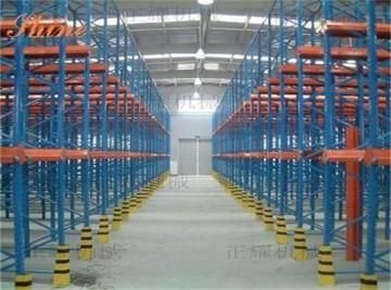 天津贯通式货架 贯通式货架 天津正耀贯通式货架厂