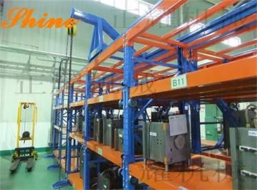 天津货架 天津货架厂 天津正耀中型横梁式货架厂