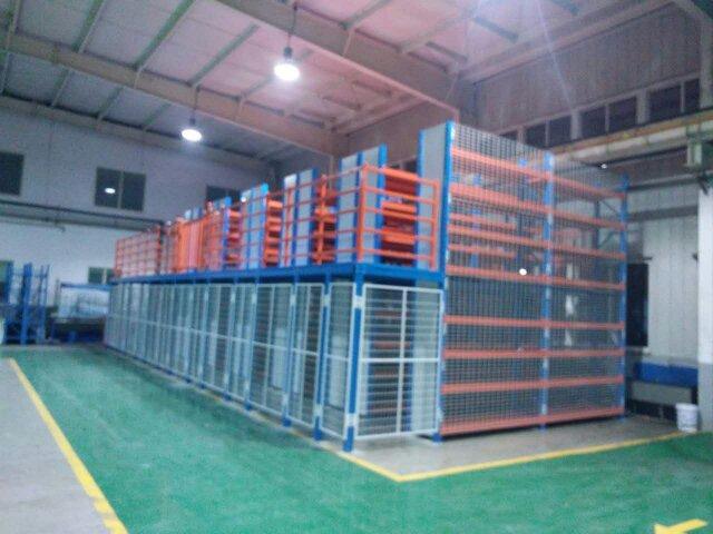 天津钢结构平台