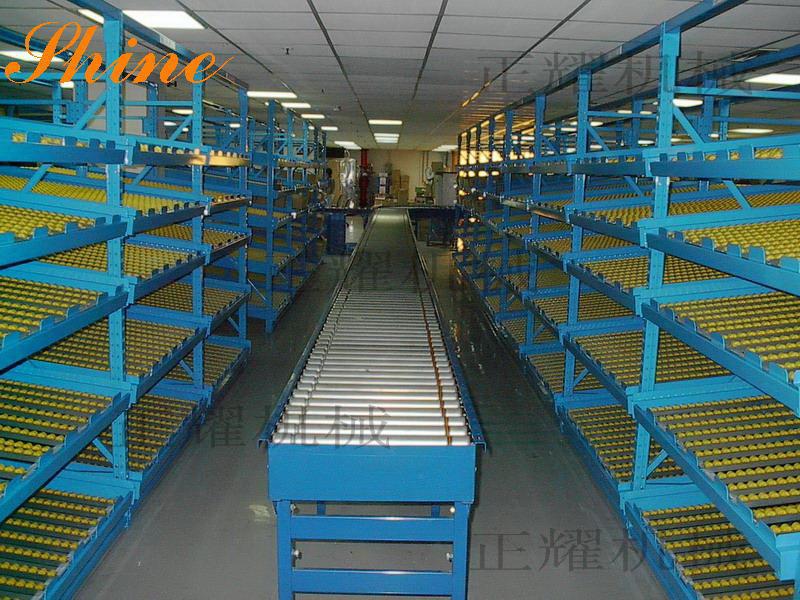 天津流利式货架厂