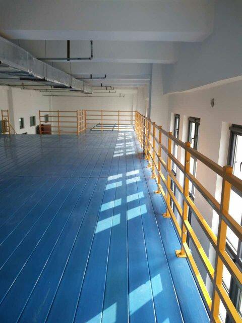 天津二层钢平台