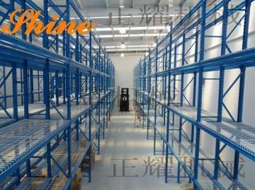 北京正耀货架厂生产北京库房货架 仓储货架 非标货架