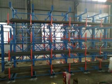 长管货架 管材货架 方管货架 塑料管货架 钢管货架 圆管货架