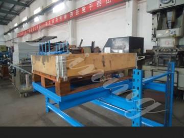 推拉式货架 后推式货架 拉出式木箱货架 拉出式货架