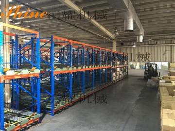 天津辊筒式货架 天津辊筒货架 辊筒式货架 滚筒货架 天津货架