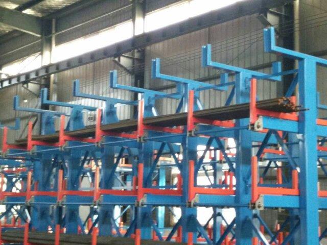 河南长管货架存储各种类型的长货物