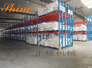 青海货架厂生产非标仓库货架 搁板式货架 横梁式货架 重型货架