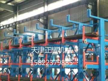 湖南悬臂式管材货架 正耀悬臂式货架厂