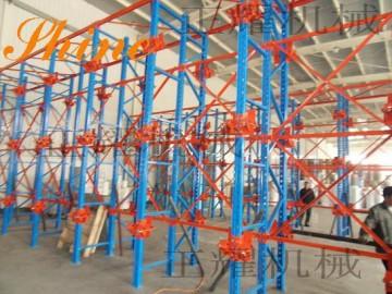 天津卷轴货架 天津正耀1380卷轴式货架厂