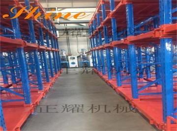 北京模具貨架 北京正耀1695抽屜式模具貨架 承重5噸