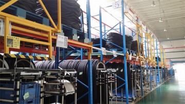 汽车货架种类 汽车模具货架 天津汽车货架厂