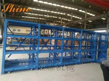 淄博模具貨架生產廠家 平面圖  圖片