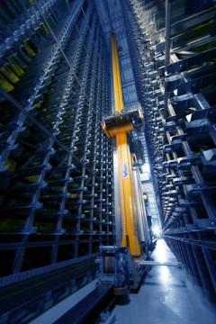 长沙高位货架 价格 尺寸 图片 高位货架厂