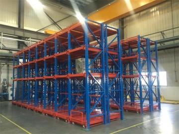 西安模具貨架 模具貨架特點 結構 圖片 服務
