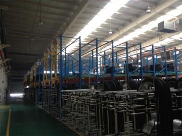 雄安汽车货架 汽车货架公司 汽车货架特点 结构 图片
