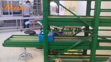 北京移动式货架 脚轮货架 可移动式货架特点 图片 厂家