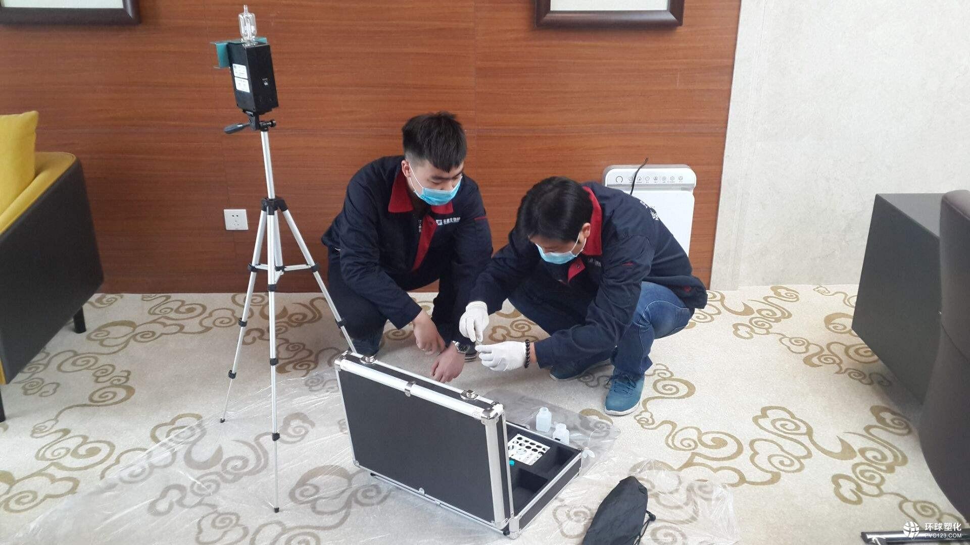 四川省成都市办公室室内空气检测第三方