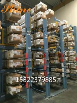 东莞悬臂式货架 创新伸缩悬臂式货架 管材类货架