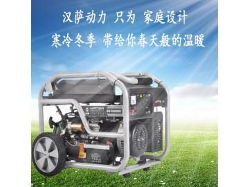5KW静音汽油发电机单价