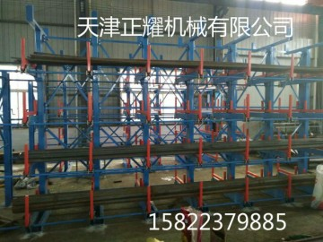 青岛悬臂式货架简介 结构 特点 图片 青岛货架厂