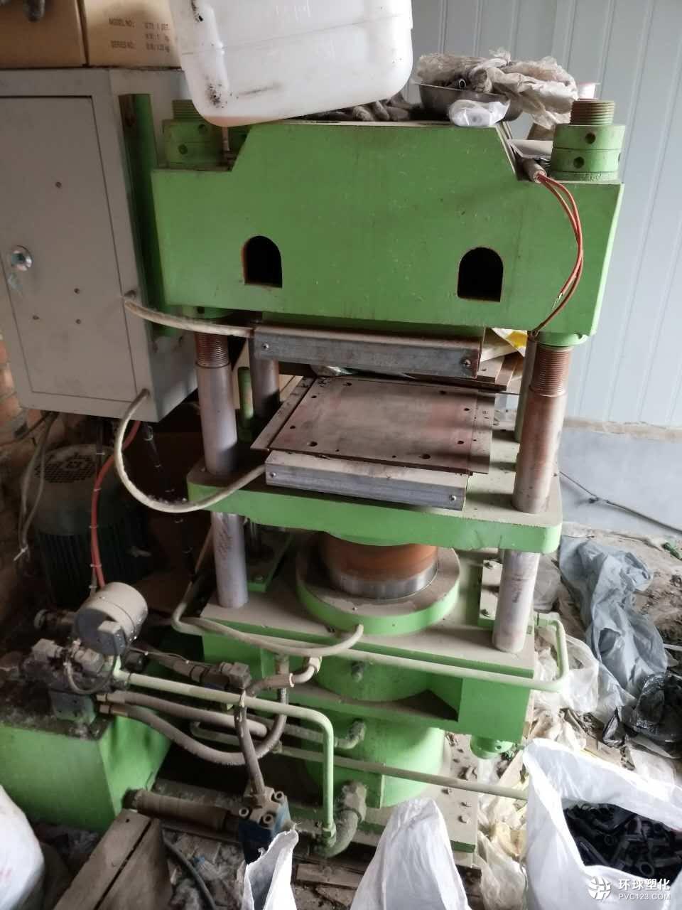 盐城回收精炼机 盐城回收鼓式硫化机