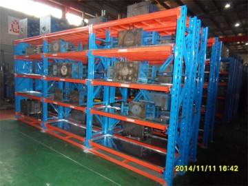 常州模具貨架廠 抽屜式5噸模具架